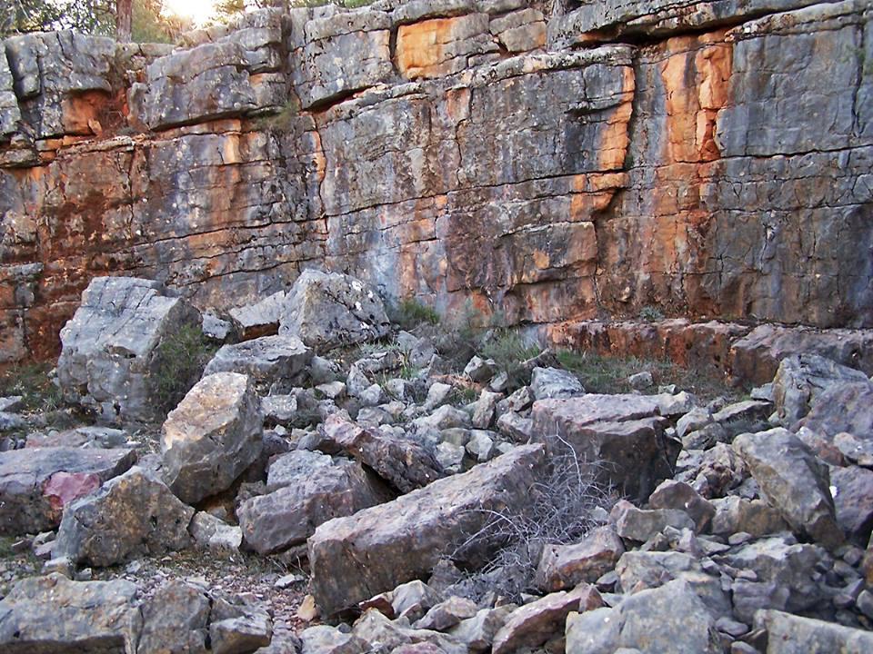 Cuenca in dita iv las canteras de m rmol de la cierva for Como se limpia el marmol manchado