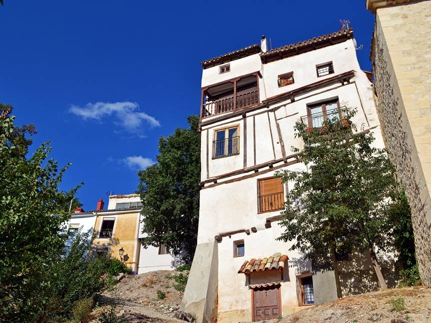 El barrio olvidado I: La Casa del Verdugo.