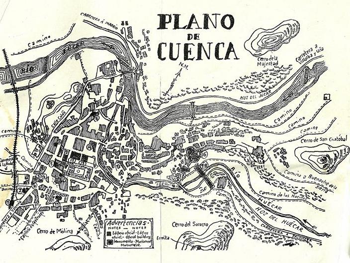 El barrio olvidado VI: Indicador de Turistas de 1930.