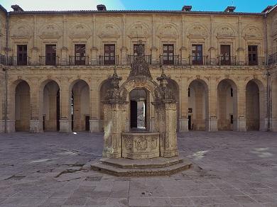 monasterio de ucles cuenca