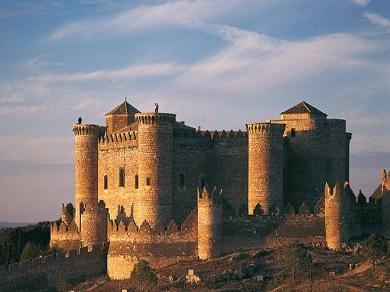 castillo de belmonte cuenca