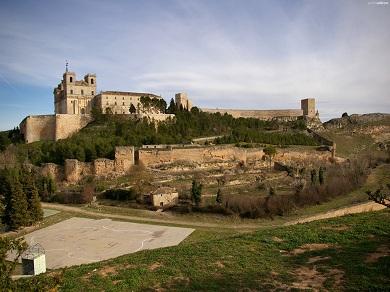 visitas guiadas al monasterio de ucles cuenca